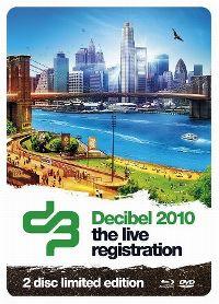 Cover  - Decibel 2010 - The Live Registration [DVD]